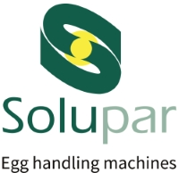 Solupar bv egg-handling machines